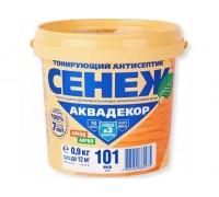 Антисептик Сенеж АКВАДЕКОР  0,9л  слива