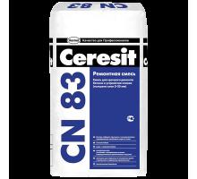 Кладочная смесь CERESIT CN83 25кг