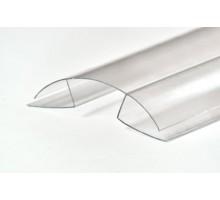Профиль коньковый RP  4-6мм L=  6м прозрачный