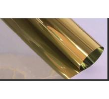 Пленка золото солнцезащитная  42мкм 1,52x30м