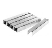 Скоба для мебельного степлера ТЕХ-КРЕП 10x0,7мм закаленая сталь Тип 53 1000шт
