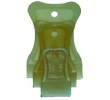 Шпатель для внутренних работ  40/60/80мм силиконовый  набор 3шт