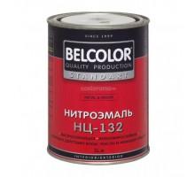 Эмаль НЦ-132 BELCOLOR красная 24кг