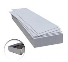 Шифер хризотилцементный плоский для грядок  8мм 1500x300мм
