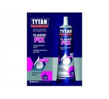 Жидкие гвозди универсальный прозрачный TYTAN Professional Classic Fix 100гр