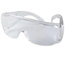 Очки защитные с дужками прозрачные 888